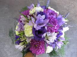 Flowers For Wedding Wedding Flowers Wedding Bouquet With Purple Flowers