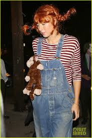 maria sharapova makes a perfect pippi longstocking at just jared u0027s