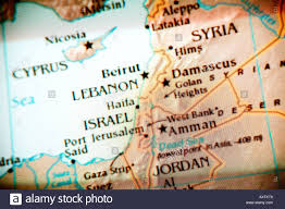 Middle East Country Map by Current Map Showing The Countries Syria Cyprus Lebanon Israel