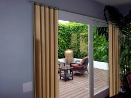 window treatments for sliding glass patio doors the smart window