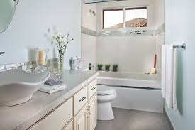 Very Small Bathroom Decorating Ideas Small Blue Bathroom Tiles Ideas And Pictures Brown Floor Conglua