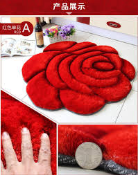 British Flag Area Rug 1pcs 3d Style Rose Modern Carpet For Living Room And Area Rug