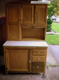 kitchen antique furniture pine with flour sifter hutch island