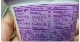 dannon light and fit nutrition nutrition information dannon light and fit greek yogurt cherry www