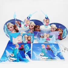 frozen 92pcs freezing anna elsa snow queen movie baby birthday