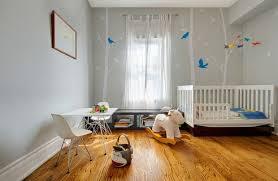 sol chambre bébé chambre enfant chambre garçon parquet au sol bleu pastel la