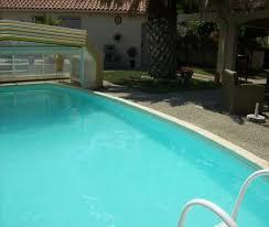chambre d hôtes la palmeraie piscine avec une à cazouls lès