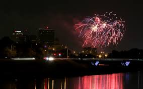halloween city fairborn ohio best places to watch fireworks in dayton 4th of july