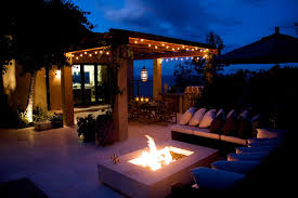 outdoor pergola string lights home design ideas