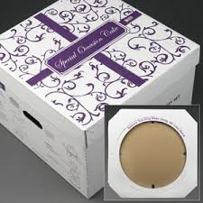 wedding cake delivery cake delivery box 22x22x15 5 discontinued