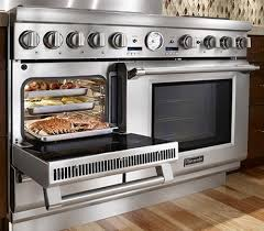Miele Ovens And Cooktops Thermador Vs Miele M Touch 48 Inch Dual Fuel Range Reviews