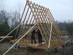 a frame cabin kits fair a frame cabin kits for your south east domes a frame homes