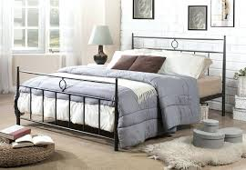 painting iron bed frame wrought iron queen bed frame u2013 bare look