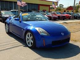 Nissan 350z Coupe - blue nissan 350z in florida for sale used cars on buysellsearch