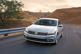 volkswagen models 2016 volkswagen passat gets new look updated tech