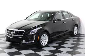 2014 cadillac cts awd 2014 used cadillac cts sedan certified cts 2 0t awd sedan at