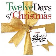 twelve days of christmas u2014 vocal majority pure harmony