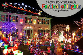 the great christmas light show places in ohio that have great christmas light shows for great causes