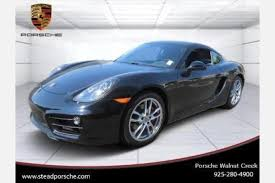 porsche cayman s used used porsche cayman for sale special offers edmunds