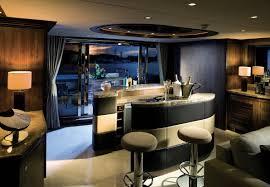 luxury yacht interior design home decorating magazines