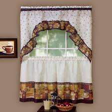 kitchen curtains ideas coffee themed kitchen curtains ideas coffee themed kitchen