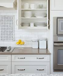 Kitchen Countertop Shelf 8 Kitchen Storage Secrets Real Simple