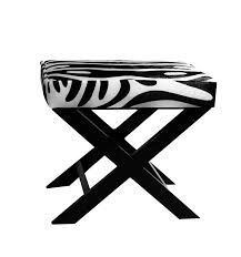 painted small x bench u2013 taylor burke home