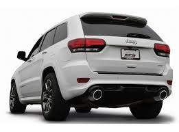 jeep grand srt 2015 borla atak catback exhaust 2015 2017 jeep grand srt
