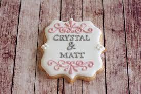 favor cookies wedding cookie favors unique cheap favors design ideas