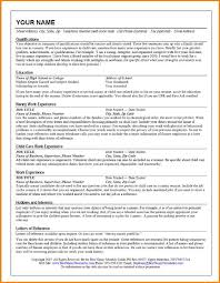 Examples Of Resumes Good Resume Bad Example Choose 14 Great by Bad Resume Examples Eliolera Com
