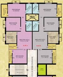 D3 Js Floor Plan Omshanta Residency A Unit Of Surya Realcon Pvt Ltf Project In