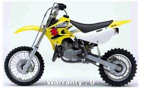 motosheets 2005 suzuki rm 65 features youtube