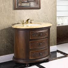 36 In Bathroom Vanity With Top Legion 36 Inch Vintage Bathroom Vanity Chest Wb 2436l In Cherry