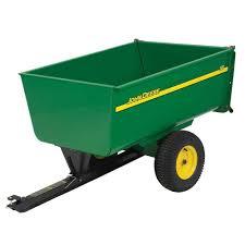 home depot black friday go kart john deere 1 650 lb 18 cu ft tow behind steel utility cart hdc
