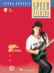 Picking Sheet Speed Picking Frank Gambale Sheet Music By Frank Gambale Sheet