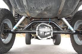 1998 jeep grand rear end zj rear axle bracket kit w shock kit clayton offroad