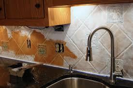 painting kitchen backsplash other kitchen lovely painting ceramic tile kitchen backsplash