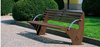 lucky aluminum and wood seating system id metalco inc
