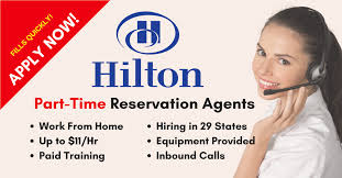 new at hiring part time work from home reservation