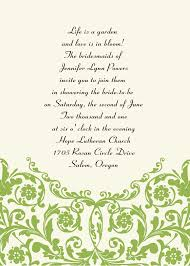 wedding invitation sayings gangcraft net