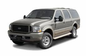 2003 ford excursion new car test drive