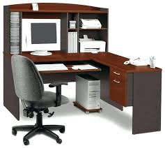 Home Computer Desks With Hutch Enclosed Computer Desk Medium Size Of Corner Computer Desks For
