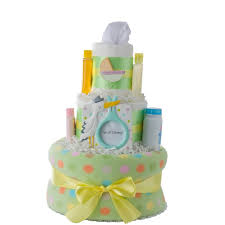 lil baby shower special delivery neutral cake