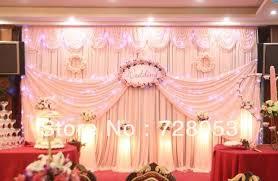 wedding backdrop on stage wedding backdrop decoration