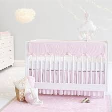 Just Born Crib Bedding Just Born Sparkle Crib Bedding Collection In Pink Buybuy Baby