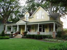 One Story Farmhouse One Story House Plans With Porch Ideas Porch And Landscape Ideas