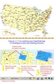 map usa states 50 states with cities usa 50 editable state powerpoint map major city and capitals map