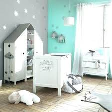 deco chambre turquoise gris idee decoration chambre bebe garcon deco chambre bb garcon