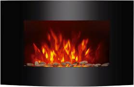 Wohnzimmer M El Ebay El Fuego Led Elektrokamin 2 Heizstufen 220v Fernbedienung