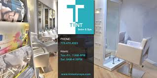 tint salon u0026 spa chicago hair salons